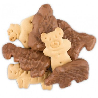 Chocolate Covered Animal Cracker Paintcan