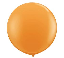 Jumbo 3' Orange Balloon