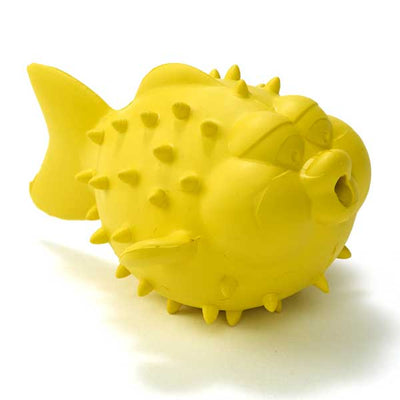 Toys Bathtub Pals - Puffer Fish Gold