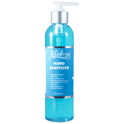 Kaiderma Hand Sanitizer Dodger Blue