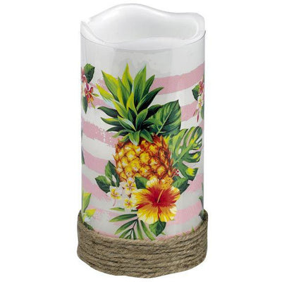Candles LED Candle Pineapple Sienna