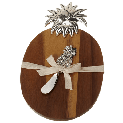 Cheese Boards Pineapple Shaped Cheese Board Sienna