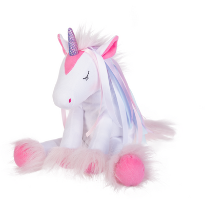 Toys Ribbon Unicorn Lavender