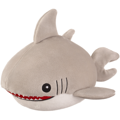 Toys Squishy Squad Shark Dark Gray