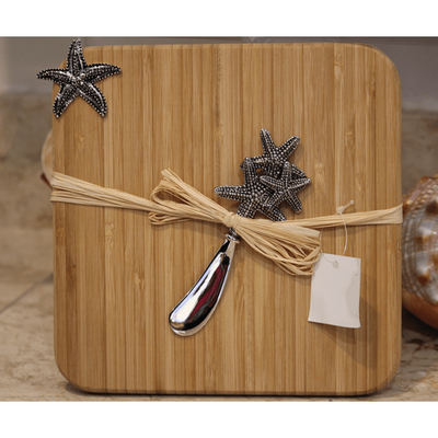 Cheese Boards Starfish Cutting Board Set Sienna