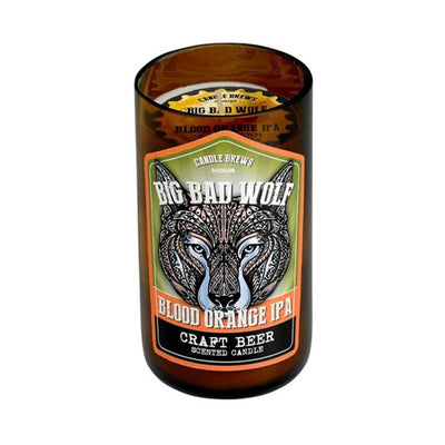 Candles Big Bad Wolf Candle Dim Gray