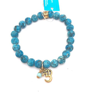 Bracelets Chavez For Charity Water Collection Cadet Blue