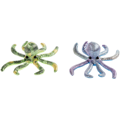 Toys Octopus Sealife Toys Gray
