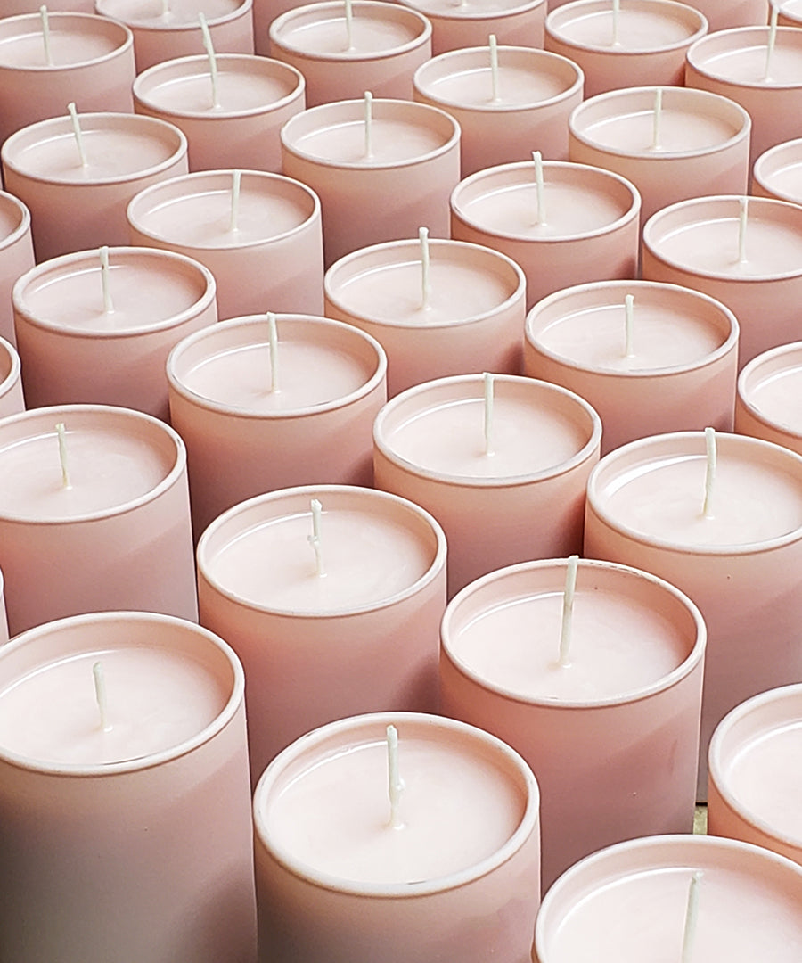 Perfect Matching Pantone Colors & Candles Demand Our Excellence