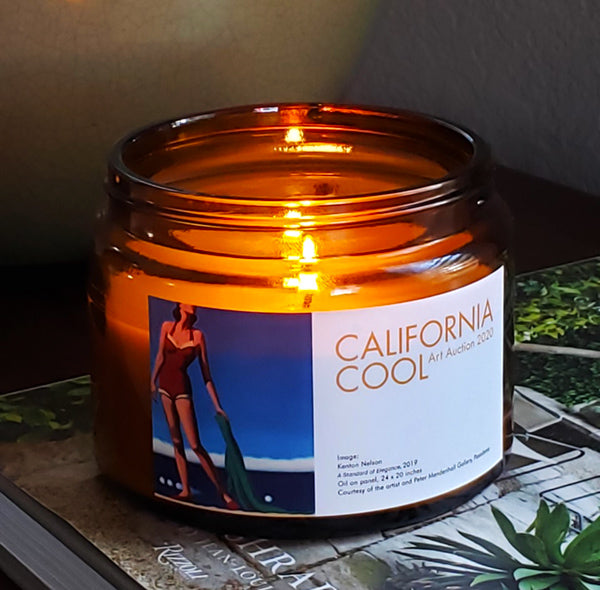 Art-Centric Candles & Collaborations