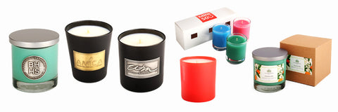 Private label candle projects