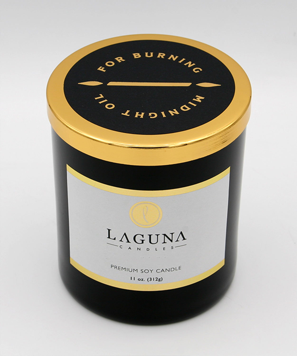 Midnight Oil LAGUNA  PARADISE Soy Candle