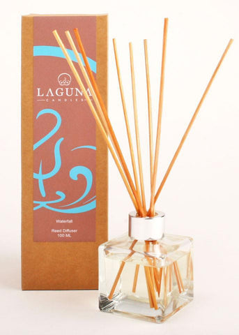 Essential Oil Reed Diffuser / Waterfall