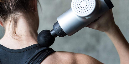 Top 5 Benefits of a Massage Gun