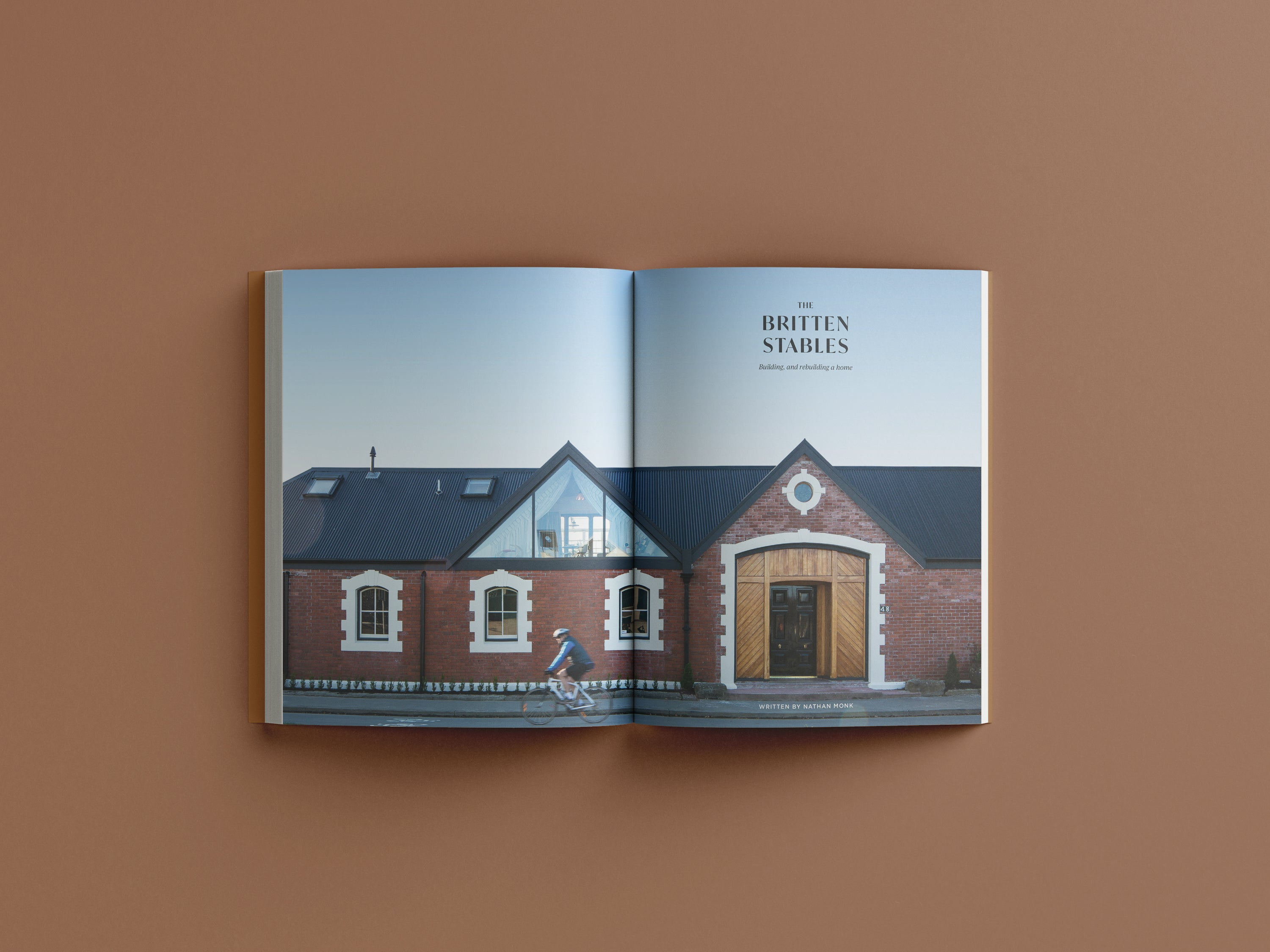 The Britten Stables Book