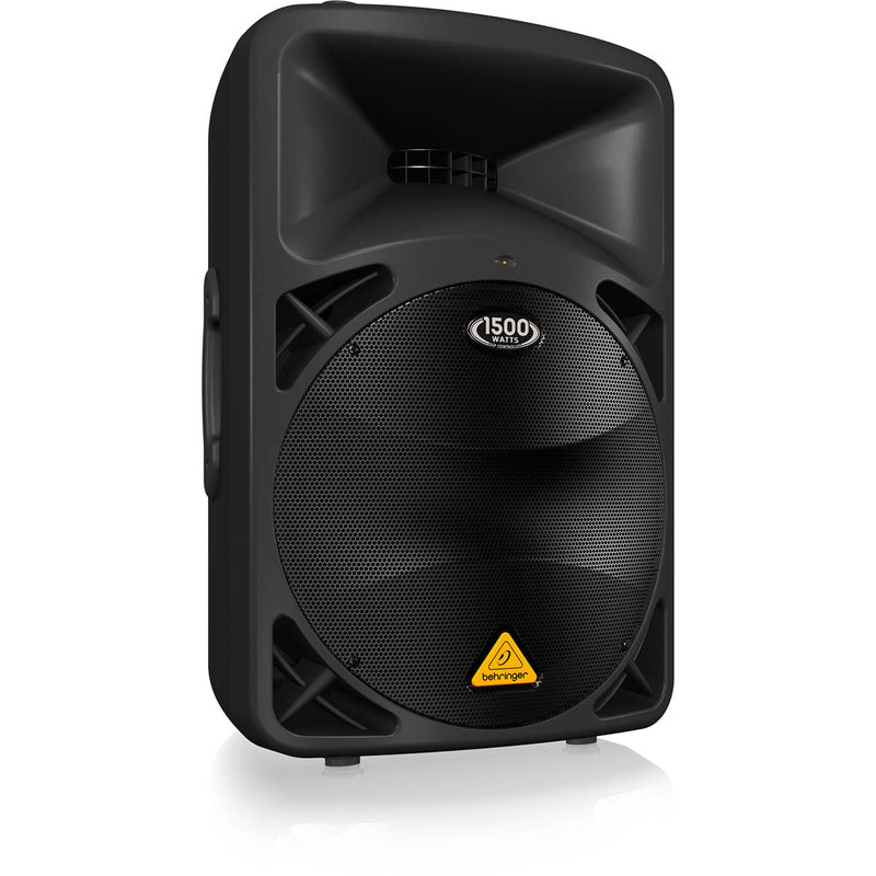 B615D- Active 2-Way 1500-Watt PA Speaker System