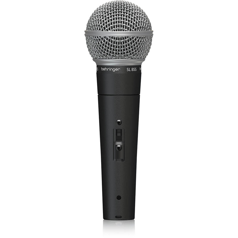 SL 85S - Dynamic Cardioid Microphone with switch