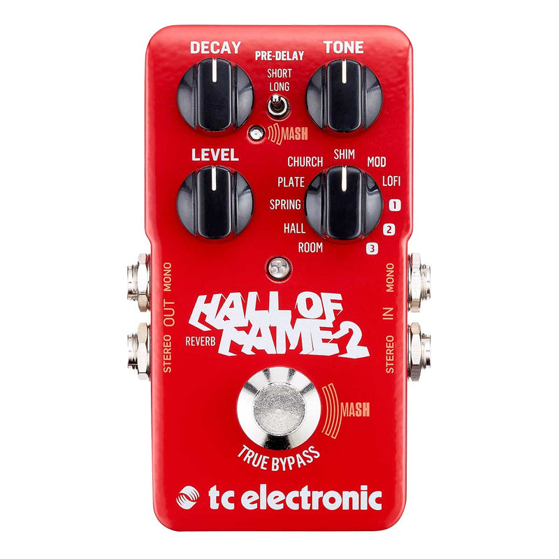 Hall of Fame 2 Reverb