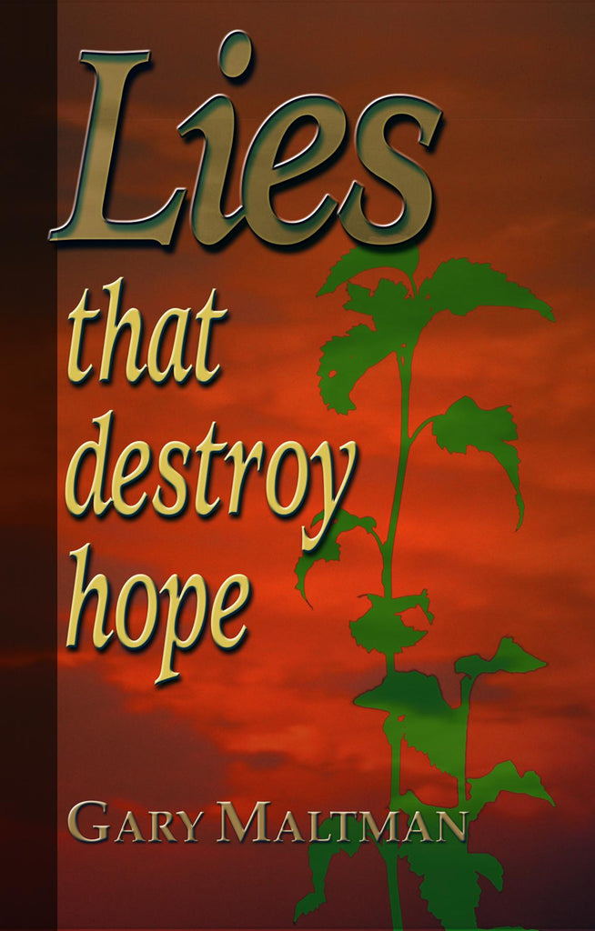 Lies that Destroy Hope