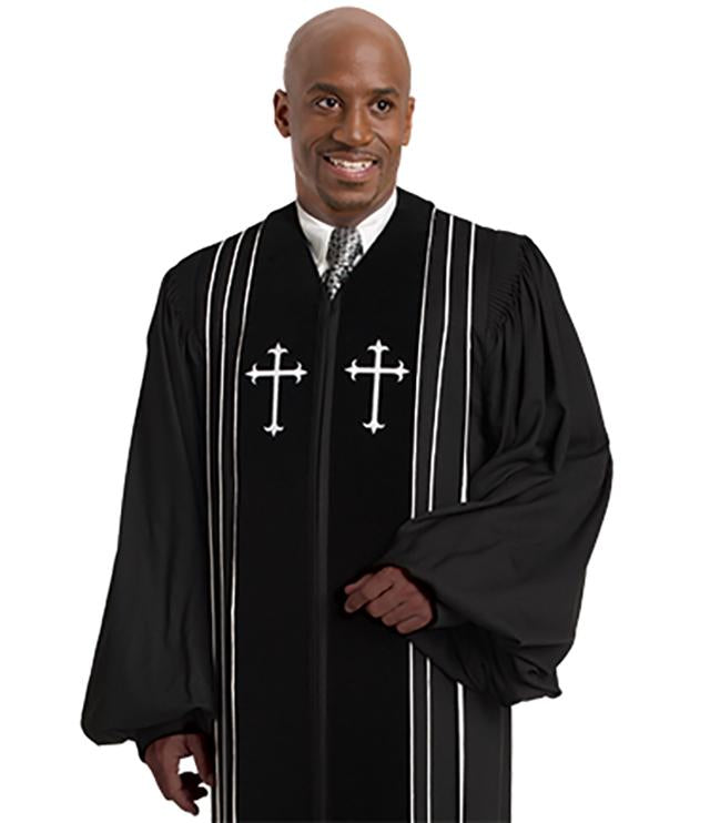 Pulpit Robe: Bishop H-8