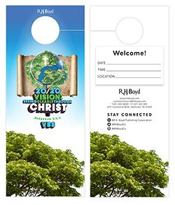 2020 VBS Door Hanger Flyer, Pack of 25