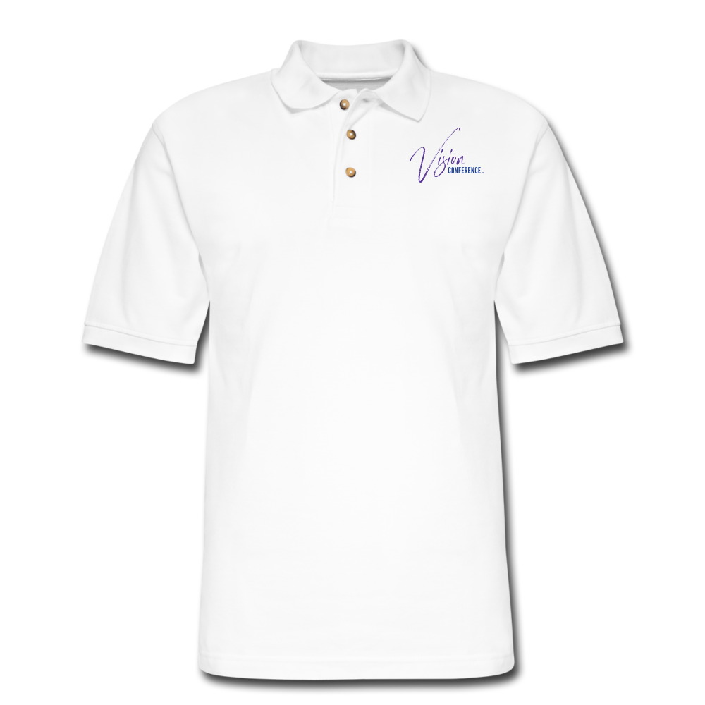 Vision Conference - Men's Polo Shirt