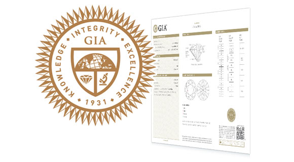 GIA Diamond Certification