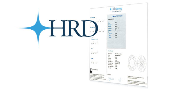 HRD Diamond Certification