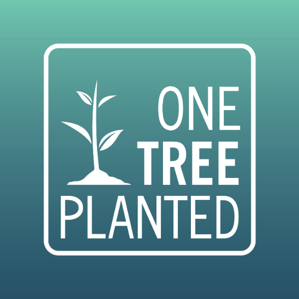 EcoMoissanite's Donation of Five Trees & Digital Tree Planting Certificate