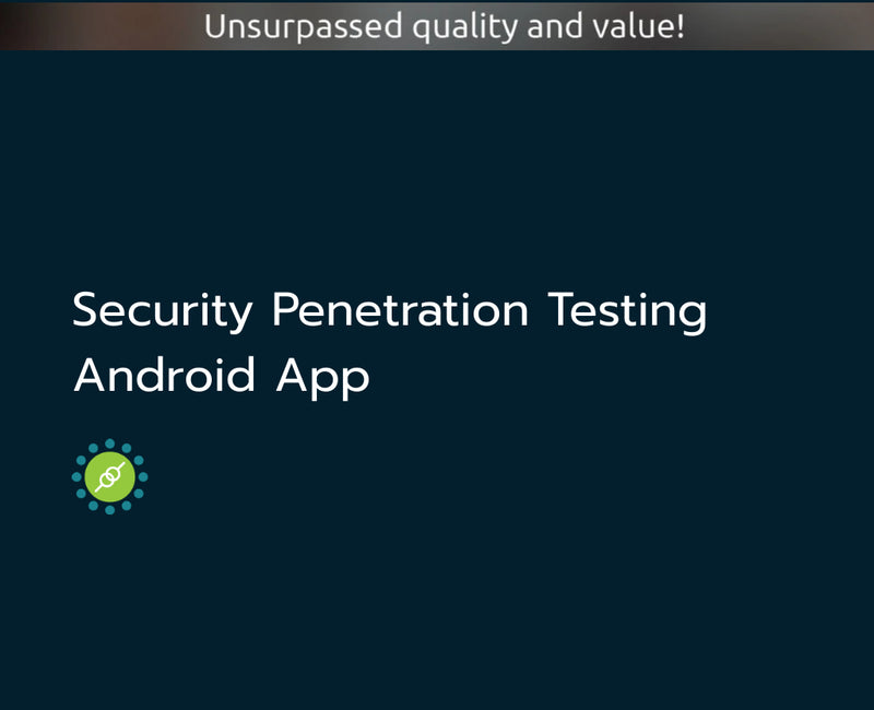 Security Penetration Testing - Android App