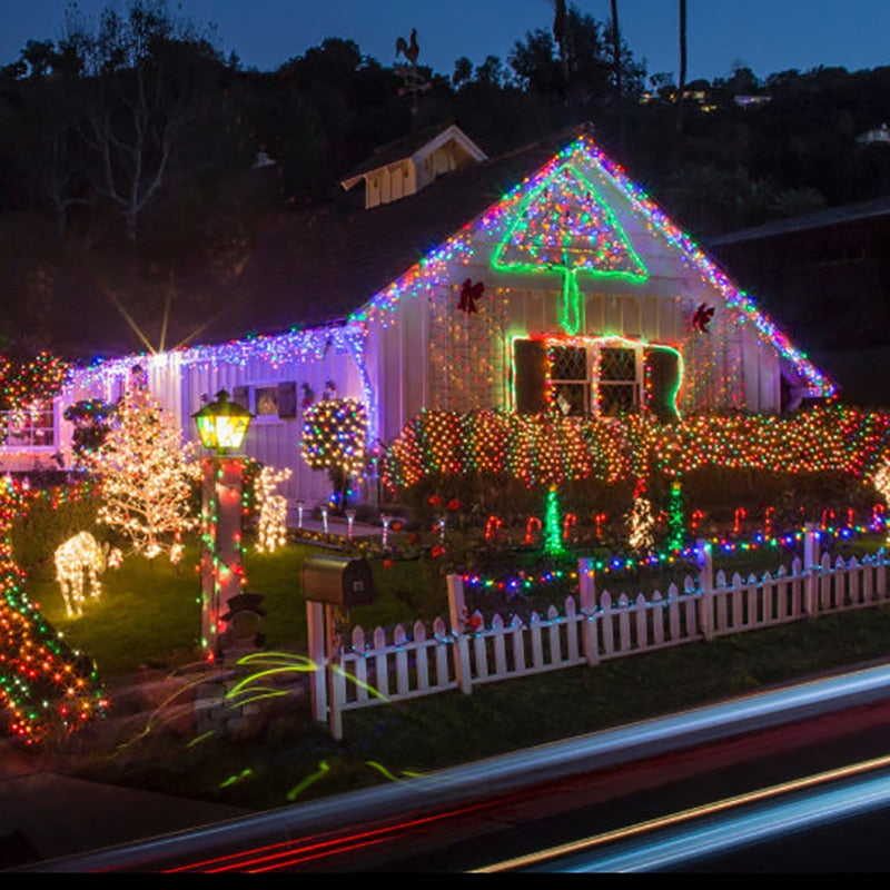 Holiday Season Led Christmas lights /up to 100M