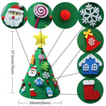 Playful Creative Christmas Tree 3D editions
