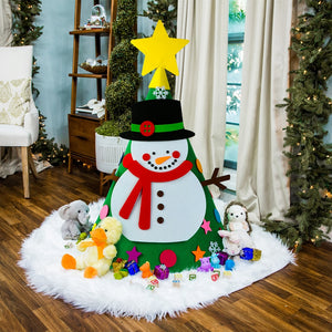 Playful Creative Christmas Tree