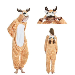Onesie Pyjamas for Women and Men