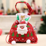 50pcs pack of Christmas Gift Bags
