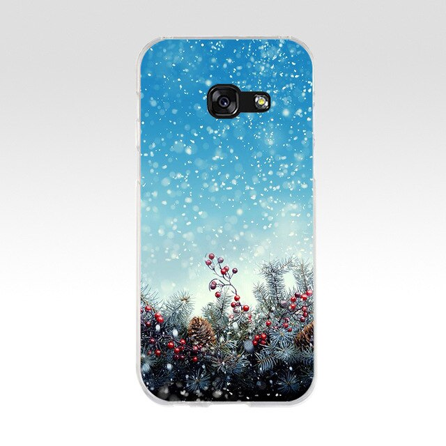 Christmas Theme Covers for your Samsung A Series phones