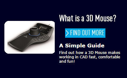 What is a 3DMouse - Find Out More