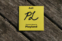 Aall by Playland (CD + MP3 Download)