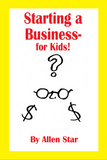 Starting a Business for Kids // Kids Book