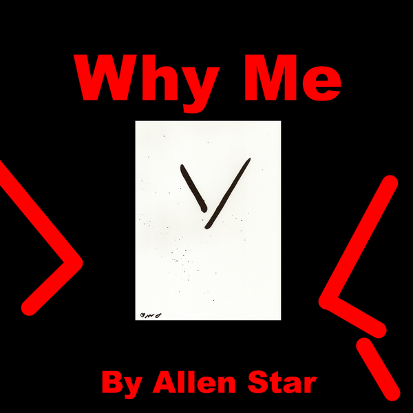 Why Me // Art Book