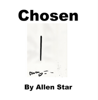 Chosen // Art Book