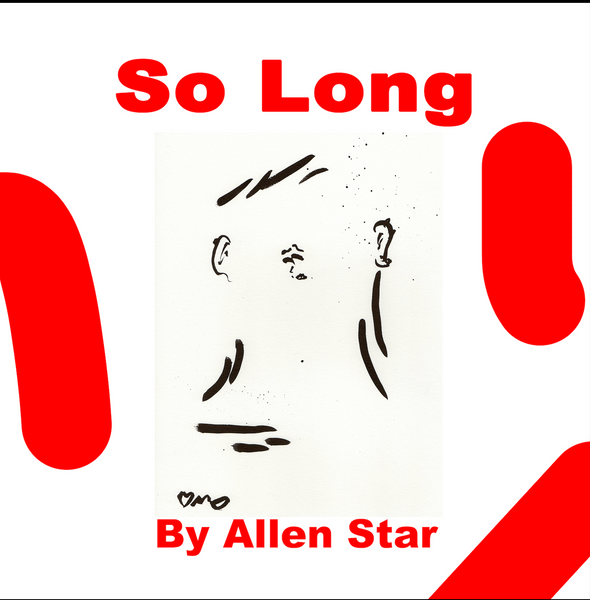 So Long // Art Book