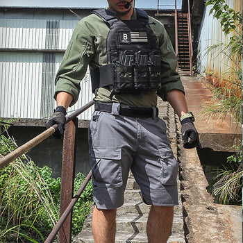 Tactical shorts | Stretchable and Waterproof