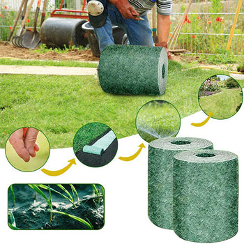 Biodegradable grass mat | Seed Roll
