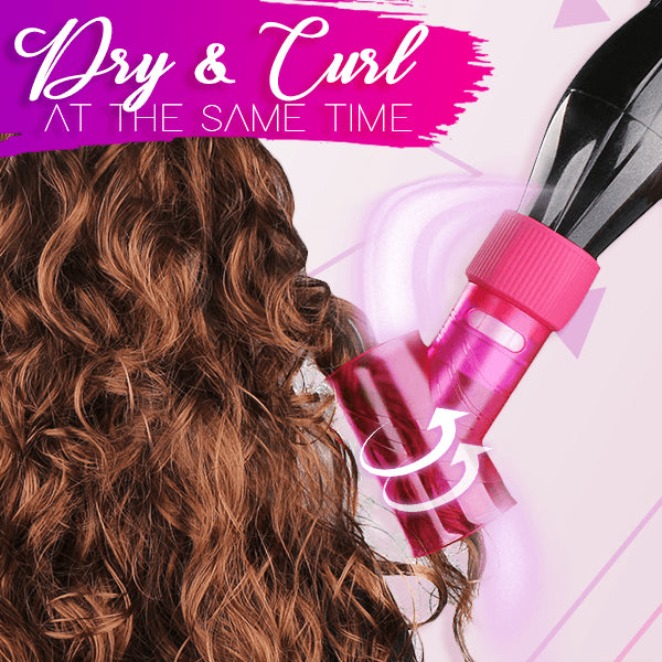 Easy Curls Hair Dryer Diffuser | Spin Curls