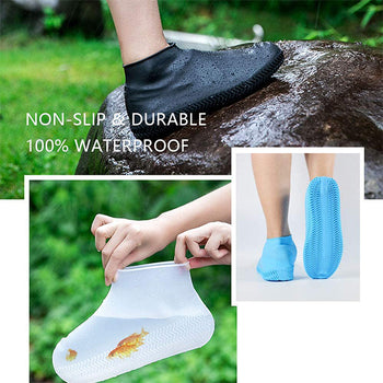 Shoe Rain Cover | Waterproof | Silicone