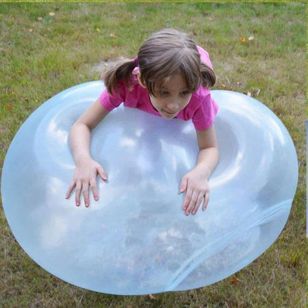 Amazing Bubble Ball Wubble