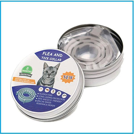 Flea And Tick Collar | Dog Flea | Cat Flea Collar