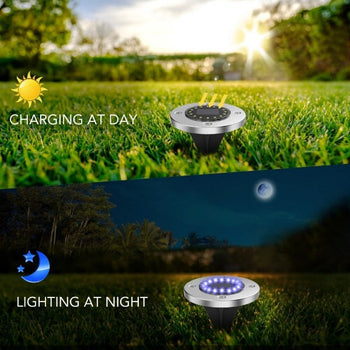 Solar Ground Light | Light Solar