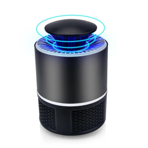 Mosquito Trap | USB Powered LED Mosquito Killer Lamp | [QUIET + NON-TOXIC]